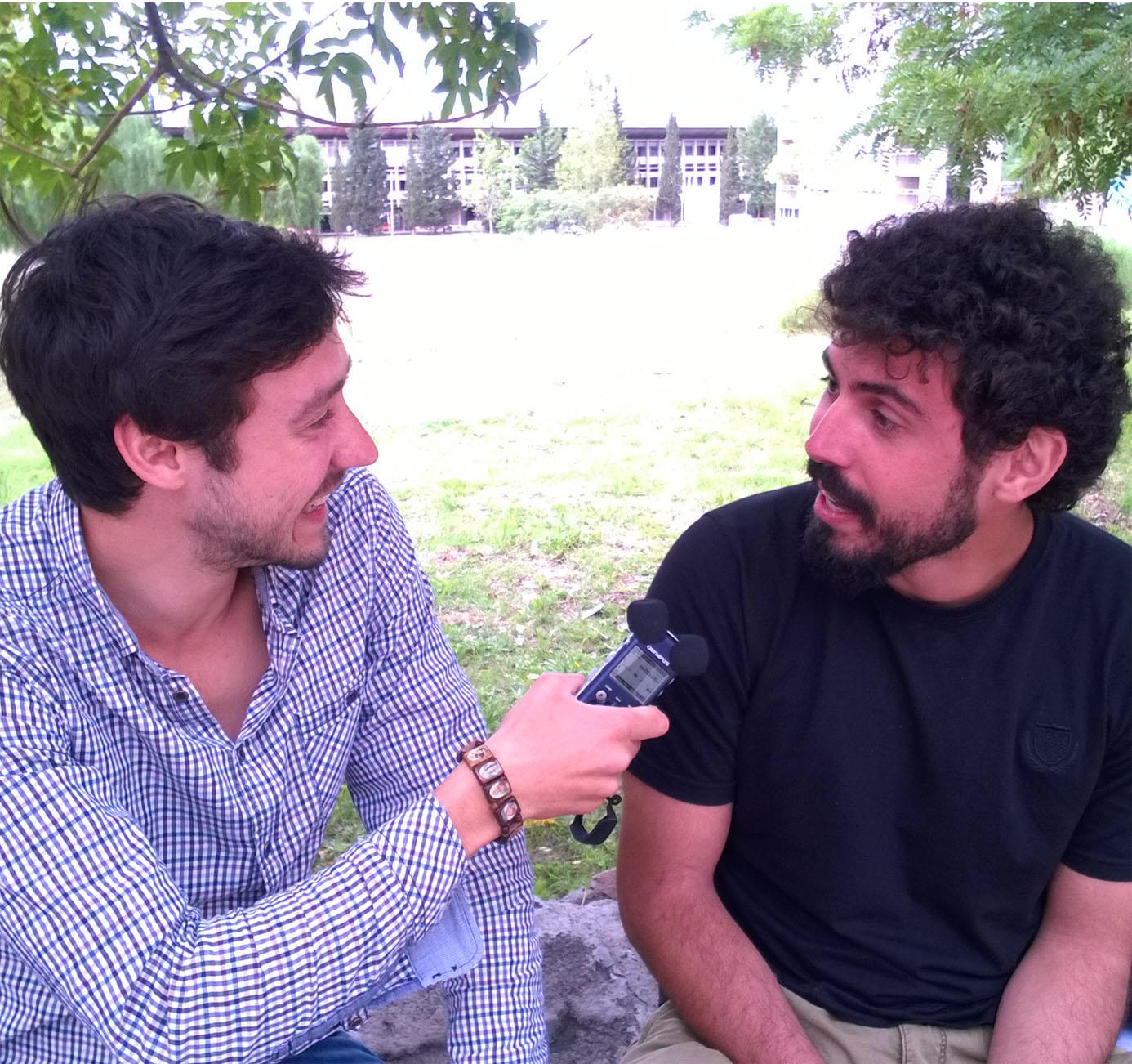 14 Jahre später: Andrés Begegnung mit ecke:sócrates